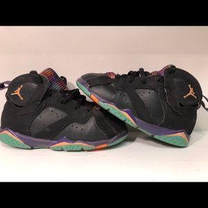 Nike Air Jordan 7 Retro Lola Bunny Black Sz 9C